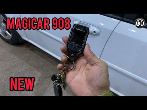 Обзор MEGICAR 908 To'liq Malumot