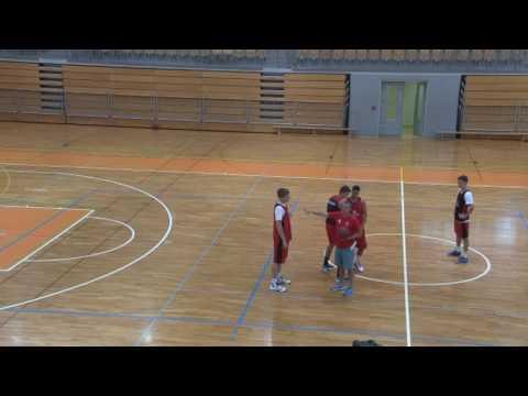 Napadanje in obramba pick n' roll situacij - Dejan Radonjić