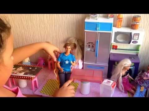 Мой кукольный мир! Дом, где живут мои куклы!