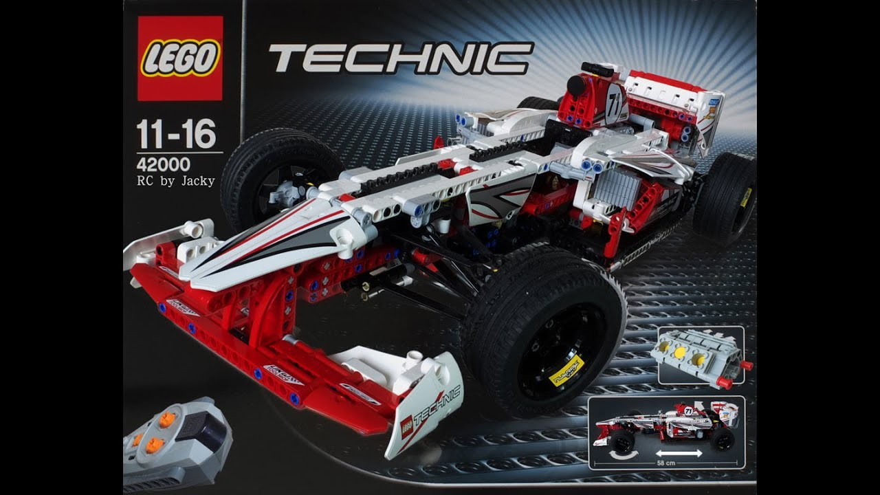 lego technic 42000 pf motorize rc 8674 8458 8157 8461 42039 youtube. Black Bedroom Furniture Sets. Home Design Ideas