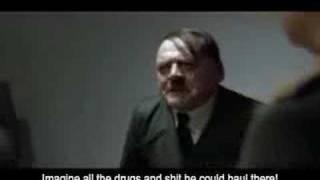Hitler Plans Burning Man