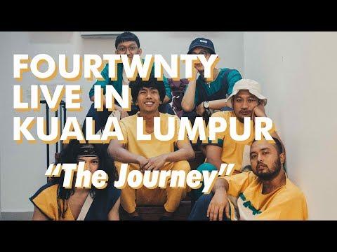 Fourtwnty Live In Kuala Lumpur: The Journey.