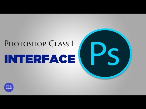Photoshop beginner Tutorial | Class 1 - INTERFACE thumbnail