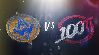 Video GGS vs 100 - NA LCS Week 4 Day 2 Match Highlights (Spring 2018) download MP3, 3GP, MP4, WEBM, AVI, FLV Juli 2018