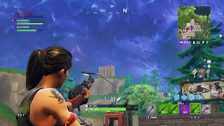 HUNTING RIFLE FORTNITE KILL *LONG RANGE*