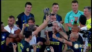Inter Forever-Greece 2004 Legends Team 5-3 (after penalties) | Highlights (2017)