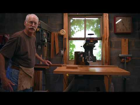 The Radial Arm Saw (Safer And Better Than A Table Saw)