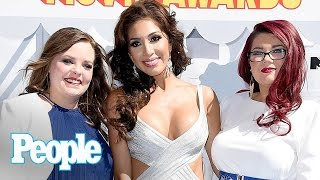 Teen Mom OG: Caitlynn Baltierra & Amber Portwood Open Up About Farrah Abraham | People NOW | People