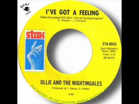 Ollie And The Nightingales - I've Got A Feeling.wmv
