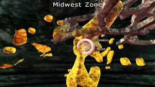 Mining Gold Technical 3D Animation / IR PR Presentation BC Canada Cross Lake Minerals