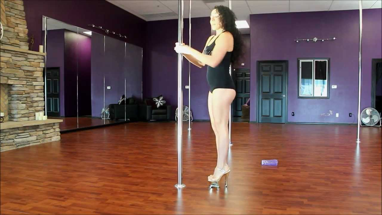 pole burn series - pole dance workout