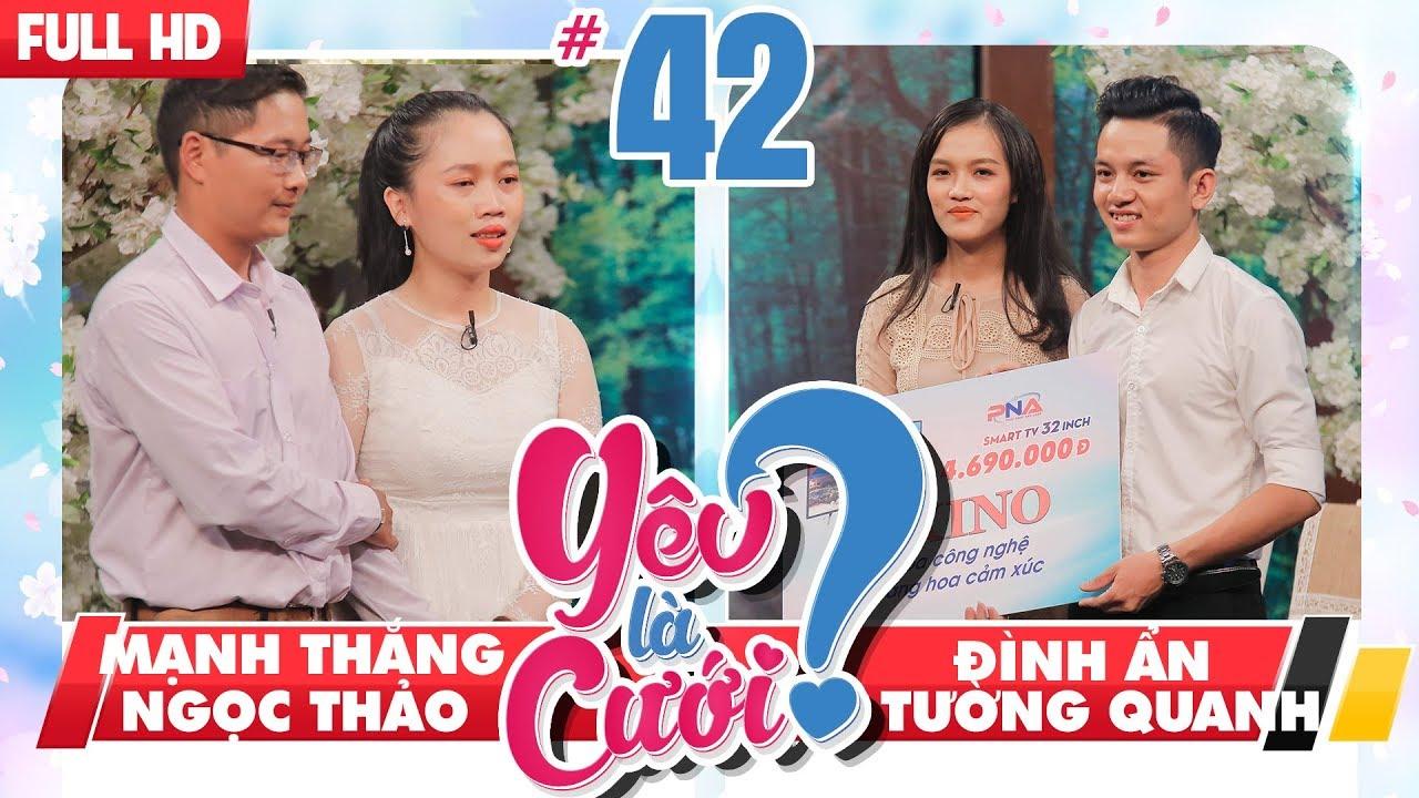 YÊU LÀ CƯỚI? | YLC #42 UNCUT | Yêu người đã có một đời vợ và hai con - Cặp đôi nên duyên từ chùa