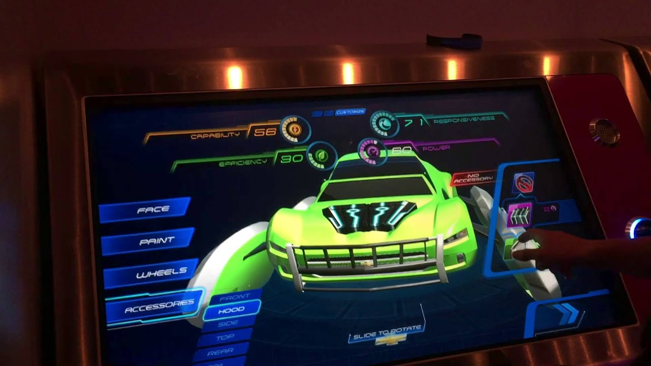 Disney S Test Track How To Get The High Score Of Day
