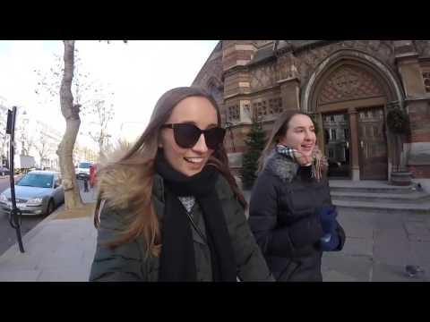 LONDON // Travel Vlog