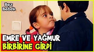 EMRE VE YAĞMUR KAVGA EDİYOR! - Bez Bebek 58. Bölüm