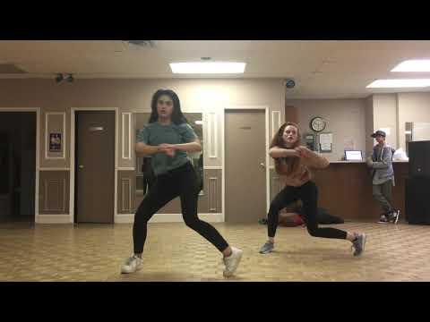 Riverdale BTS: Dance Battle Rehearsal | Paul Becker Choreographer
