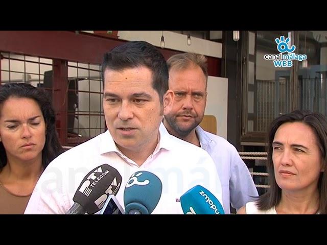 Cs pide comparecencia de la concejala de Comercio para que explique fiasco del mercado de la Merced