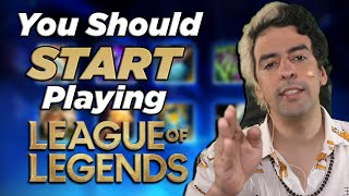 Why You Should STĄRT Playing League of Legends