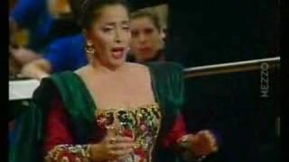 Teresa BERGANZA sings Tancredi