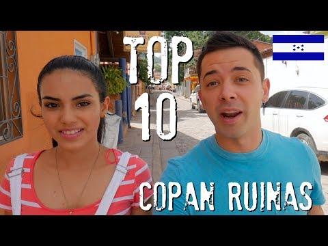 Top 10 Places in Copan Ruinas Honduras