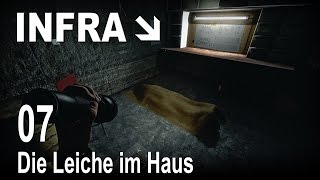 INFRA [07] [Die Leiche im Haus] [Let's Play Gameplay Deutsch German] thumbnail
