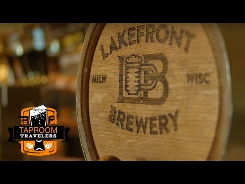 Taproom Travelers - Craft Beer Show: Lakefront Brewery