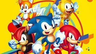 SONIC MANIA PLUS: Full Playthrough