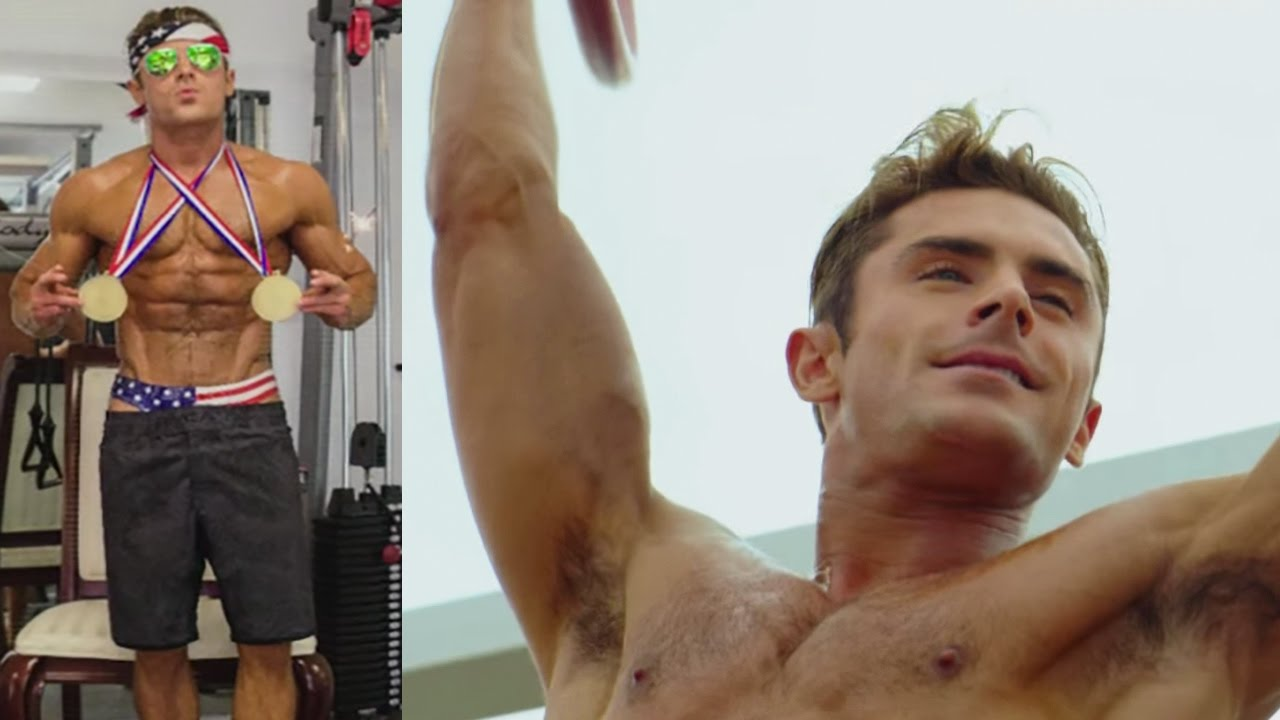 Zac Efron's Sizzling HOT Abs In New Baywatch Teaser ...