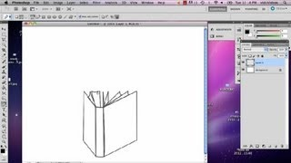 How to Make Flying Books in Photoshop : Adobe Photoshop