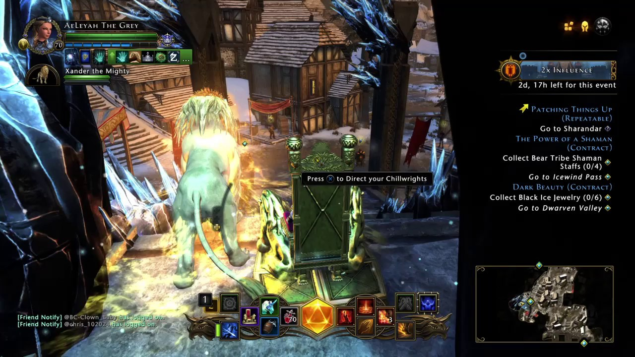 Top 10 Companions DPS - Neverwinter Mod 12