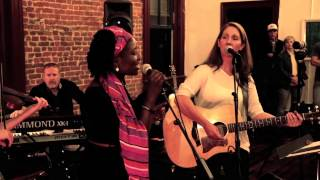 People Get Ready (Cover- Curtis Mayfield) Eisenhauer Band Featuring Buki