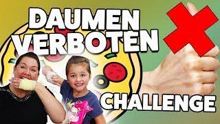 DAUMEN VERBOTEN! Pizza Challenge OHNE DAUMEN  😂  👍  Geschichten und Spielzeug