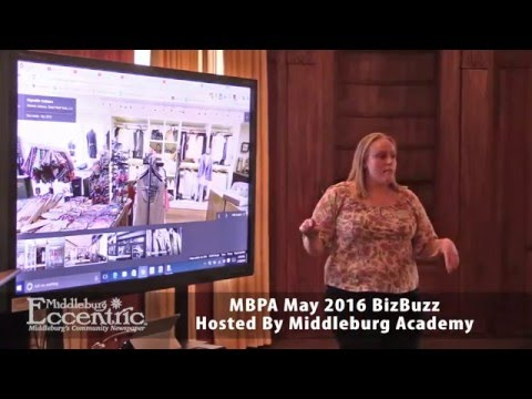 May Middleburg Business and Professional Association Biz Buzz mixer