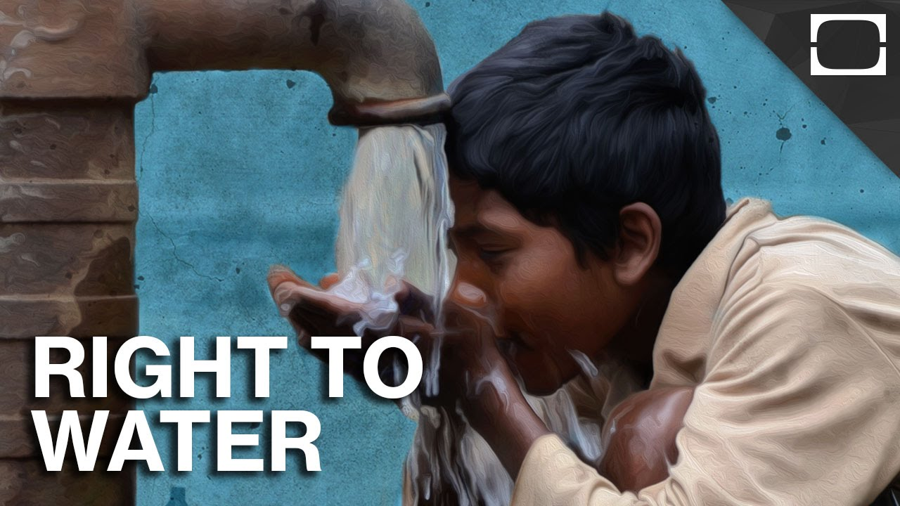 "In July the United Nations (UN) agreed to a new resolution declaring the human right to ""safe and clean drinking water and sanitation"". One hundred twenty-two nations voted in favor of the resolution; 41 (primarily developed) countries abstained; and there were zero ""no"" votes."
