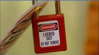 Lockout Tagout Safety Training DVD 2010 - Lock Tag Safe Shutdown Video - Safetycare free preview