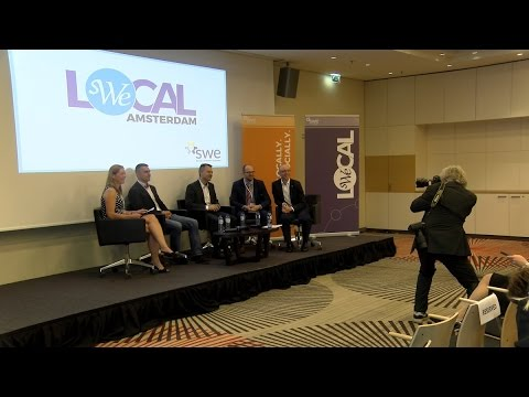 Men as Diversity Partners Plenary Session at WE Local Amsterdam 2017