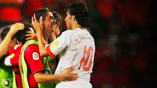 The day when Cristiano Ronaldo fought with van Nistelrooy - Oh My Goal