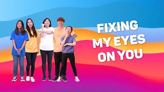 Fixing My Eyes on You | Hannah + Friends