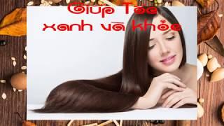 Giúp tóc xanh và khỏe