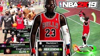 TODAY IS MICHAEL JORDAN'S BIRTHDAY 🎂 NBA 2K19