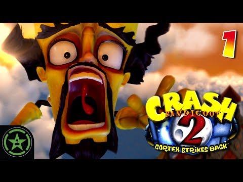Let's Watch - Crash 2 - Enter the Warp Room (Part 1)