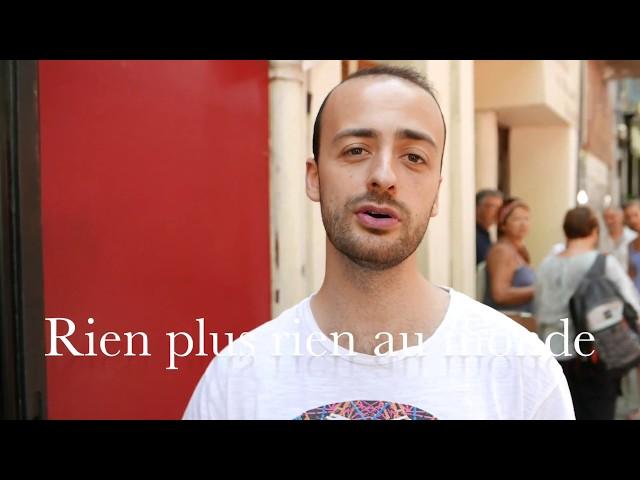 #OFF17 Parole au public 10   Rien plus rien au monde   10 H 30 à L'Albatros 29 rue des Teinturiers