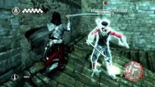 assassins Creed II Часть 11(Точки Синхронизации, Перья, Глифы, Сан Джиминьяно)
