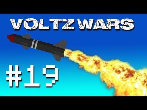 Minecraft Voltz Wars - The Sea Farm! #19