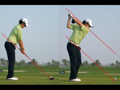 Rory Mcilroy Golf Swing Video Lessons YouTube