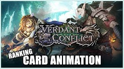 All Verdant Conflict Legendary Animations (Ranked) - Shadowverse