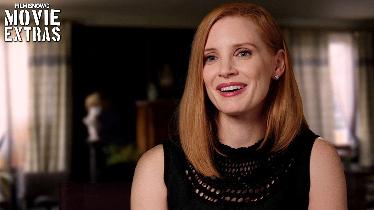 The Zookeeper's Wife | On-set visit with Jessica Chastain ... Jessica Chastain Husband