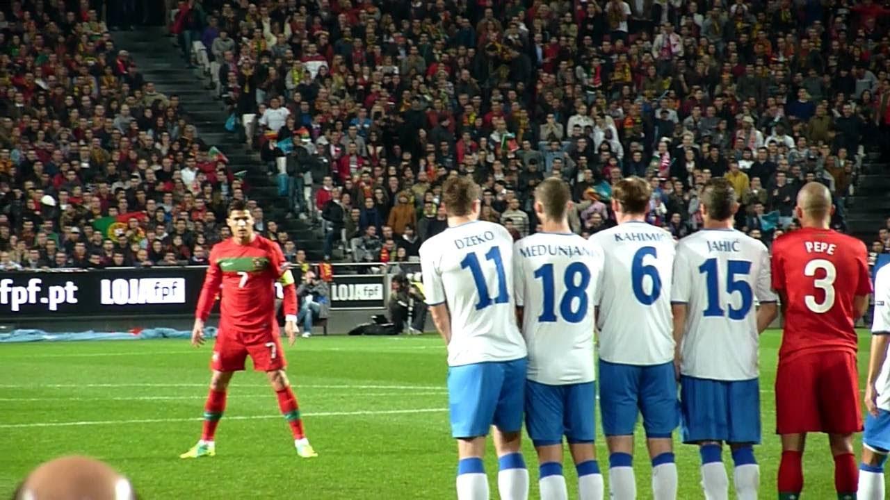 Download Euro 2012 Play Off 2ª Mão Portugal Vs Bósnia e Herzegovina (jogo completo)