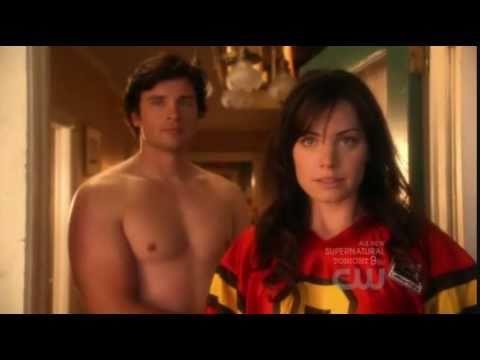 Smallville AMBUSH Clois - Morning after visitors!