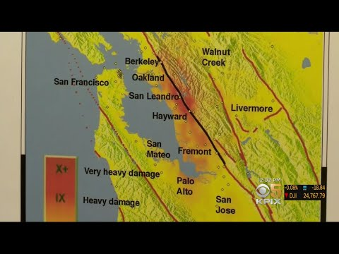 New USGS Study Predicts Dire Consequences In Major Quake On Hayward Fault